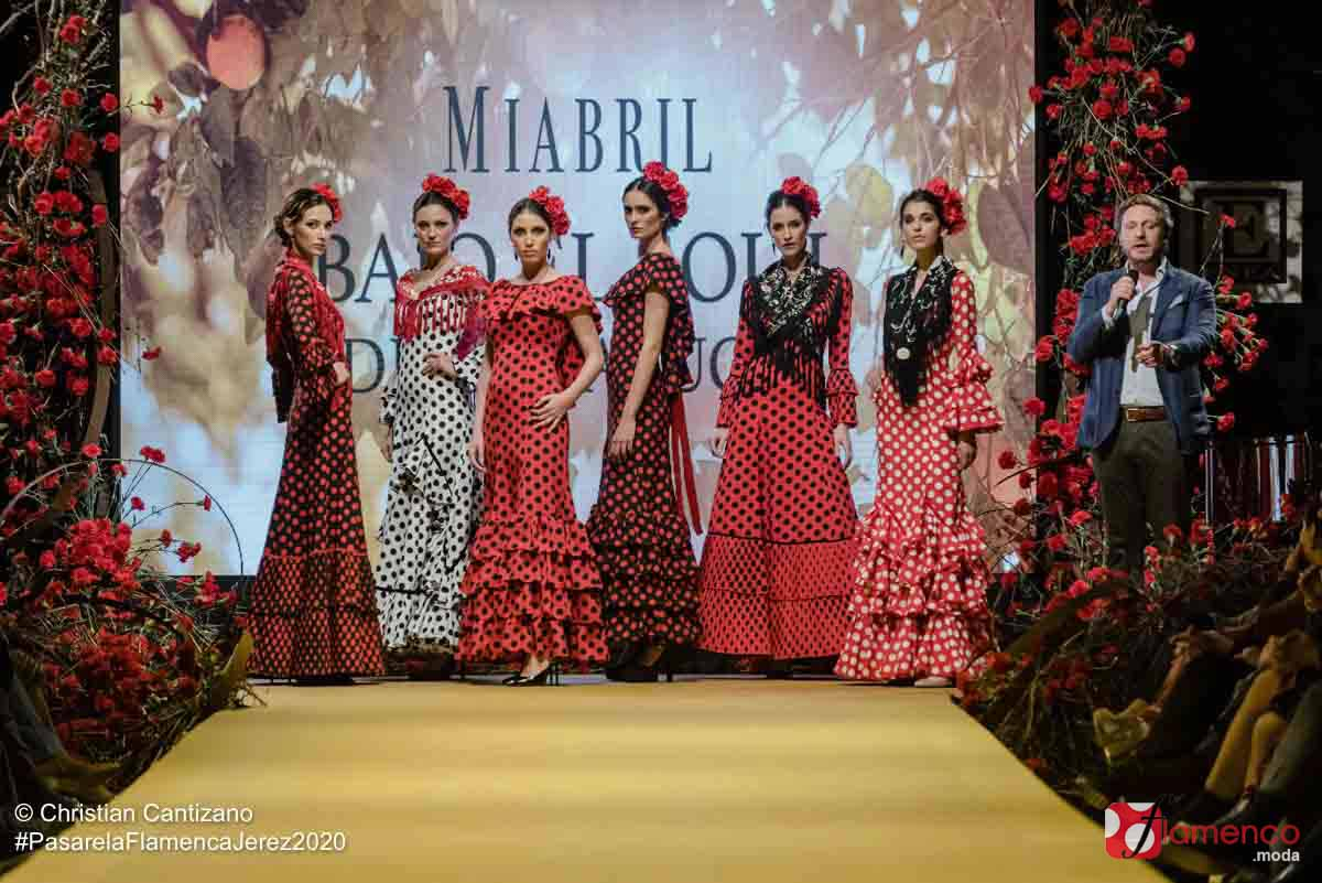 Miabril - Lourdes Montes - Rocio Terry - Pasarela Flamenca Jerez