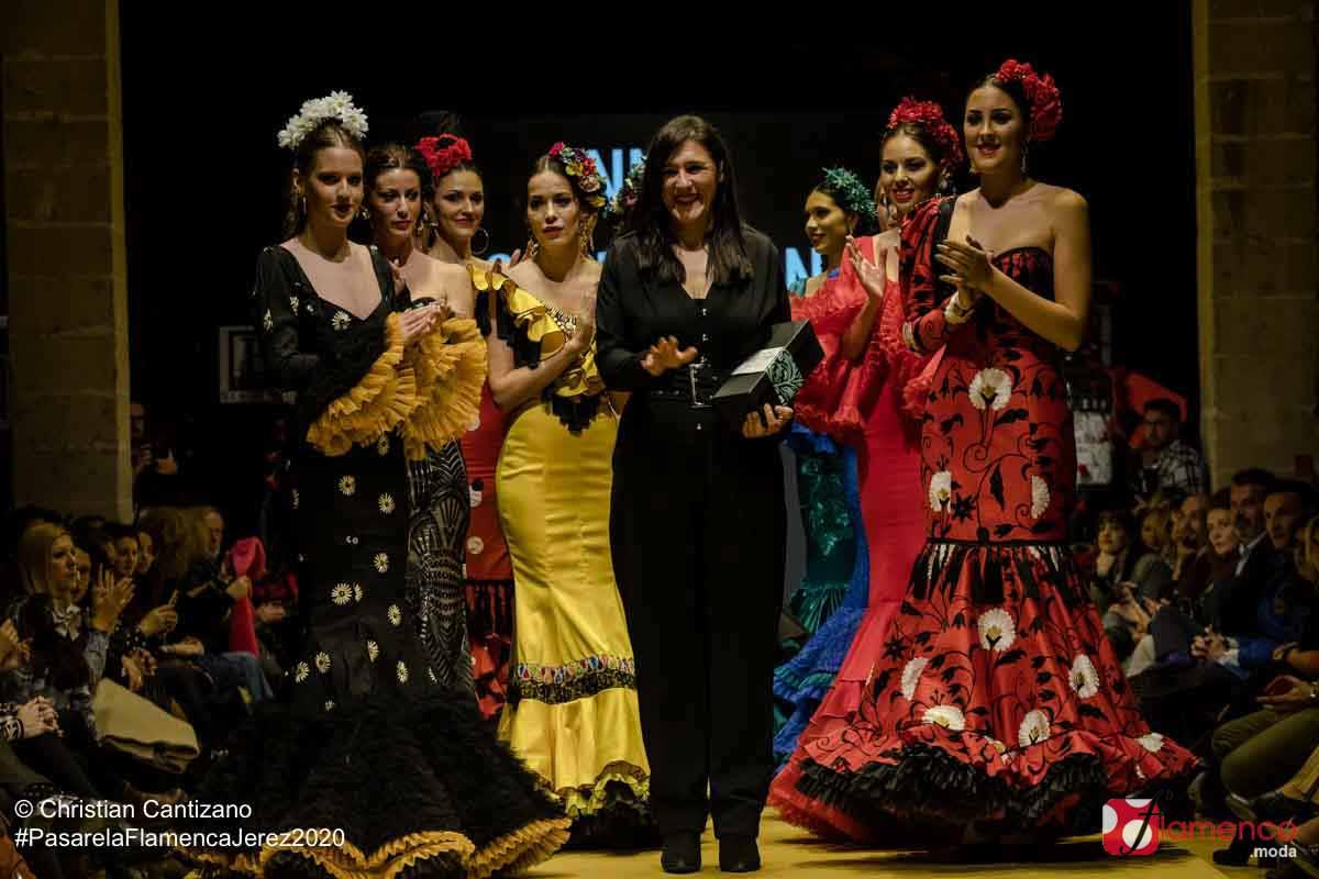 Inma Castrejon - Pasarela Flamenca Jerez