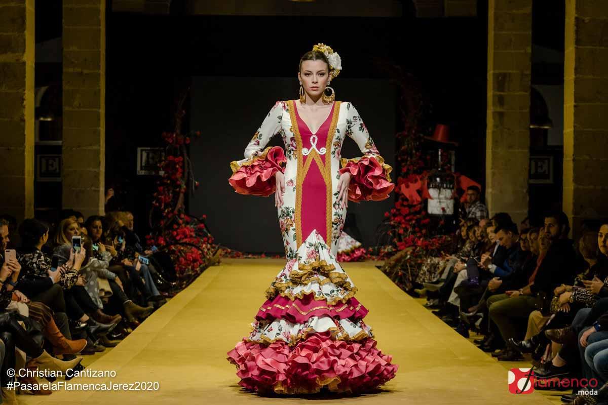 Teressa Ninú - Pasarela Flamenca Jerez
