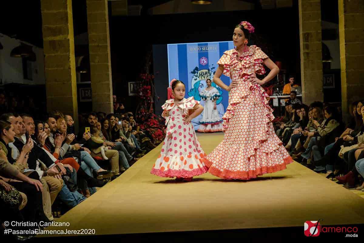 Rocío Segovia - Pasarela Flamenca Jerez