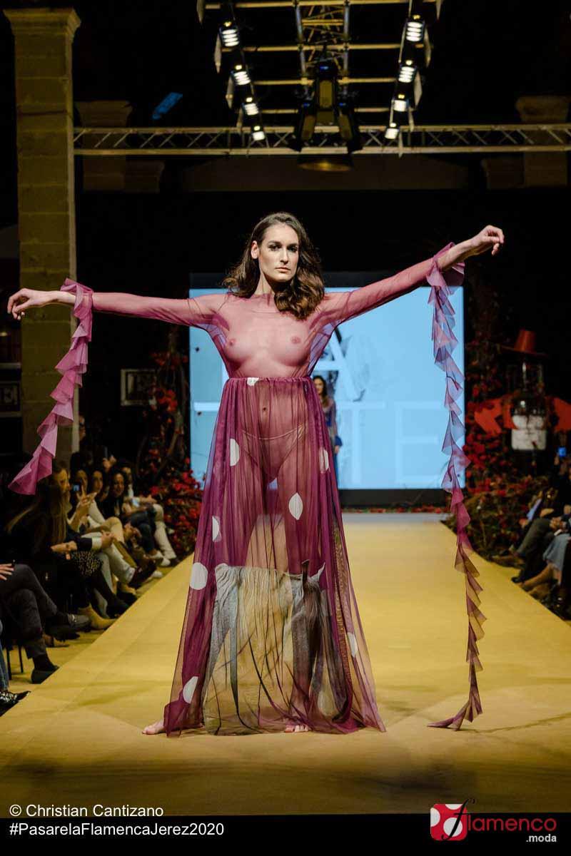 La Tate - Pasarela Flamenca Jerez 2020