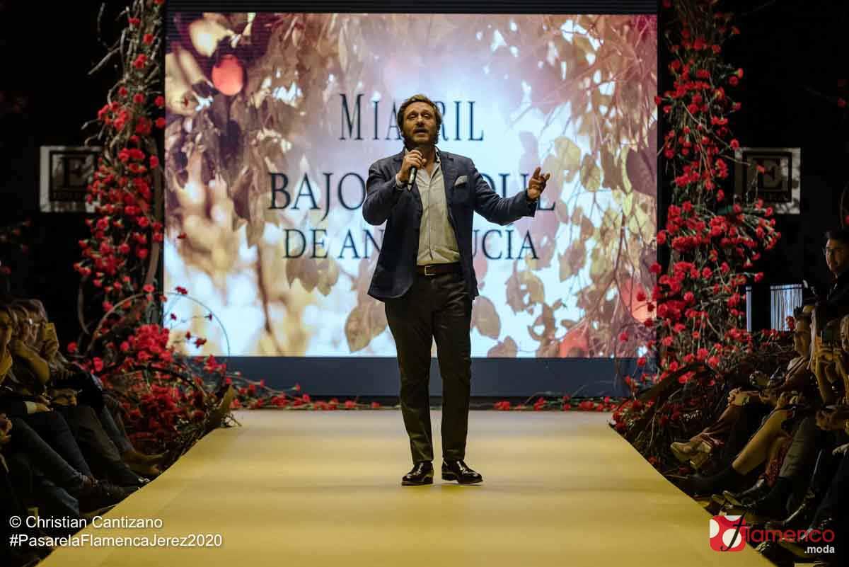 Miabril - Lourdes Montes - Rocio Terry Juan Peña Pasarela Flamenca Jerez