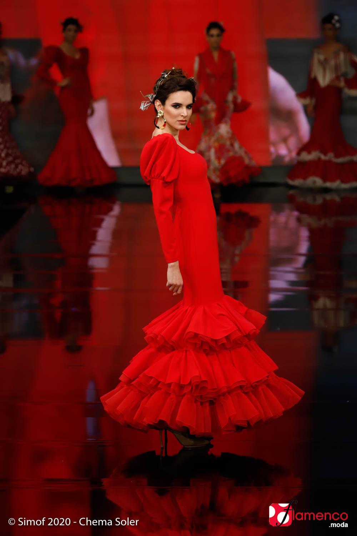 Yolanda Moda Flamenca - Simof 2020